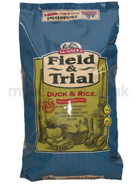 Skinners Dog Field & Trial Duck & Rice
